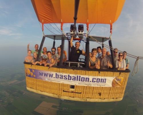 Ballonvaart-Houten