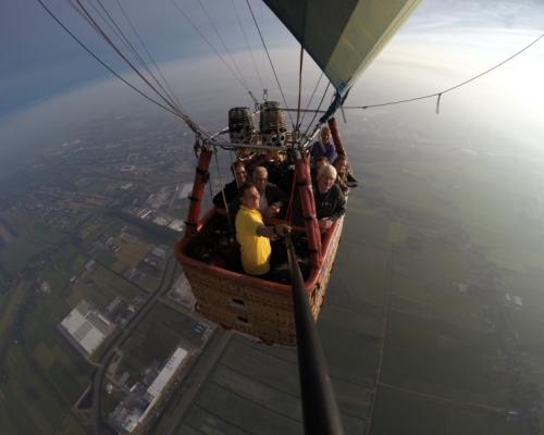 Ballonvaart-Joure