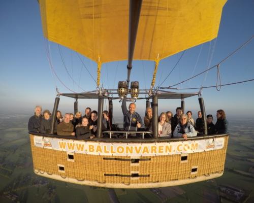Ballonvaart-Laren-Harfsen
