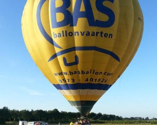Ballonvaart-Laren