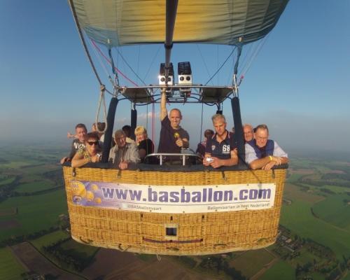 Ballonvaart in Luttenberg