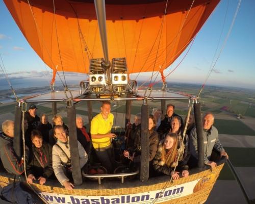 Ballonvaart-Middenmeer