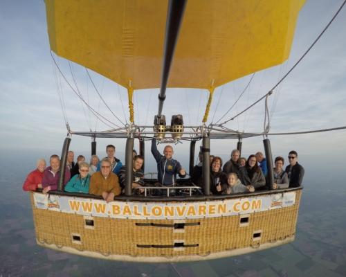 Ballonvaart-Moederdag