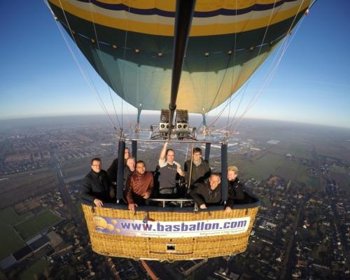 Ballonvaart Oss