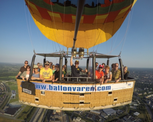 Ballonvaart-Rabobank