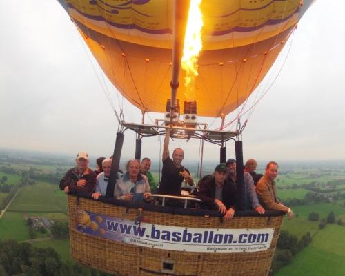 Ballonvaart Stroombroek