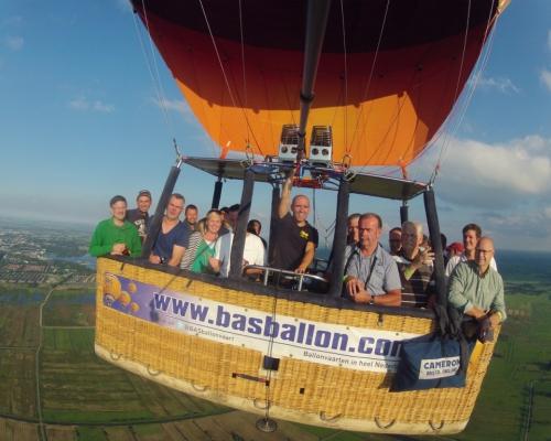 Ballonvaart-Technische-Unie-Groningen