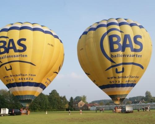Ballonvaart Tuil