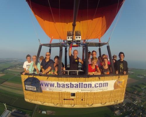 Ballonvaart Venhuizen