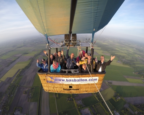 Ballonvaart-Vroomshoop