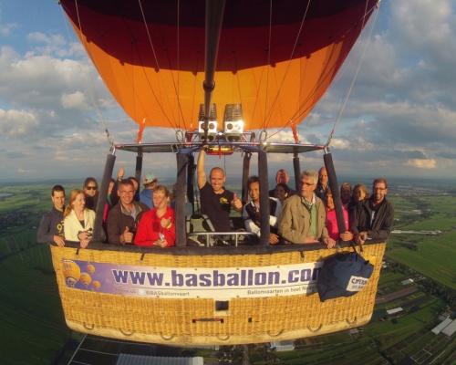 Ballonvaart Waddinxveen