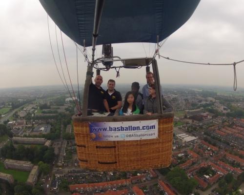 Ballonvaart Zutphen