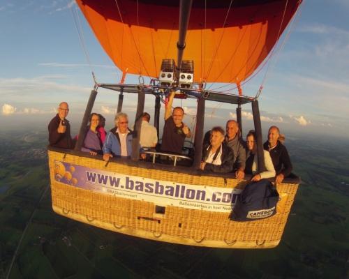 Ballonvaart-Zwolle