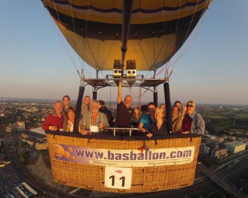 Ballonvaart evenement Zwolle