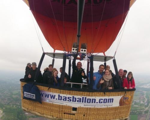 Ballonvaart-in-Drenthe