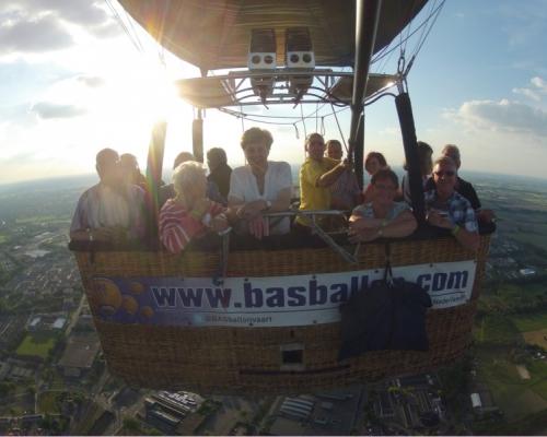 Ballonvaart-wierden