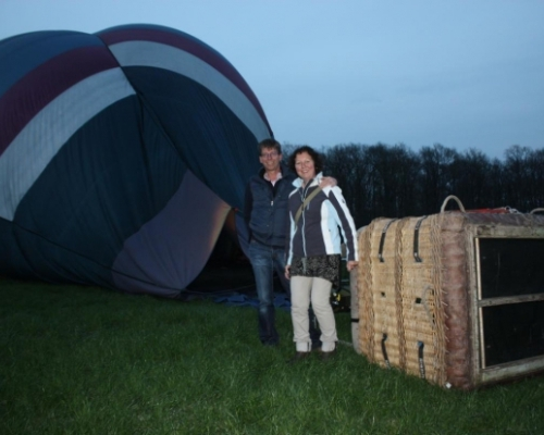 Ballonvaart 2 personen