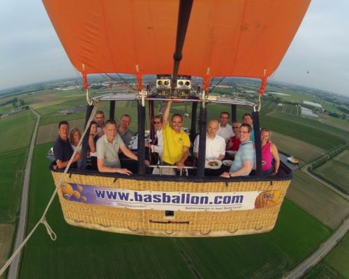 Ballonvaart Aalburg