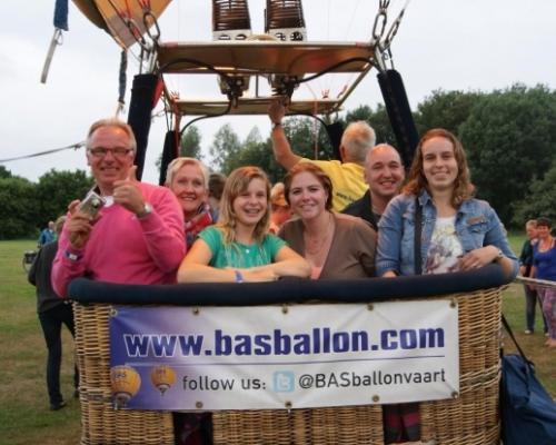 Ballonvaart Almelo