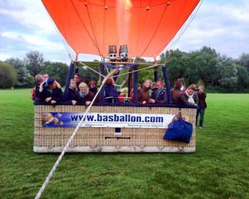 Ballonvaart Alphen aan den Rijn