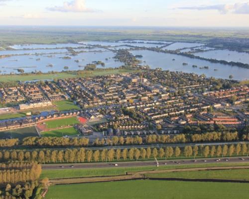 Ballonvaart Brandwijk