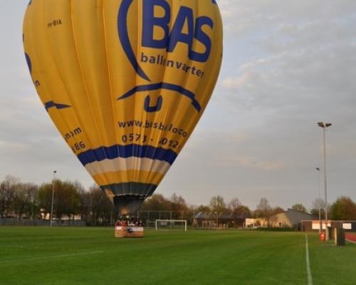 Ballonvaart Dalfsen