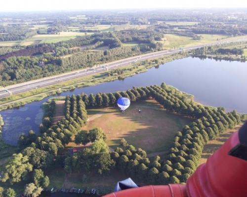 Ballonvaart Den Bosch