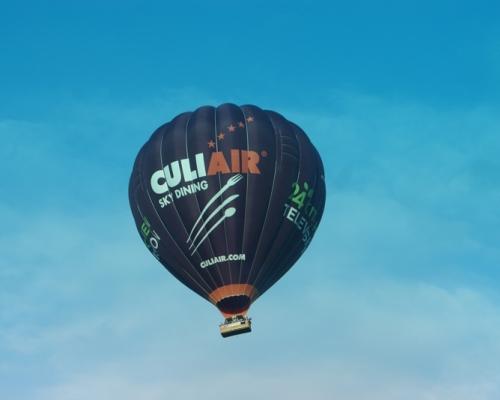 Ballonvaart Den Velde