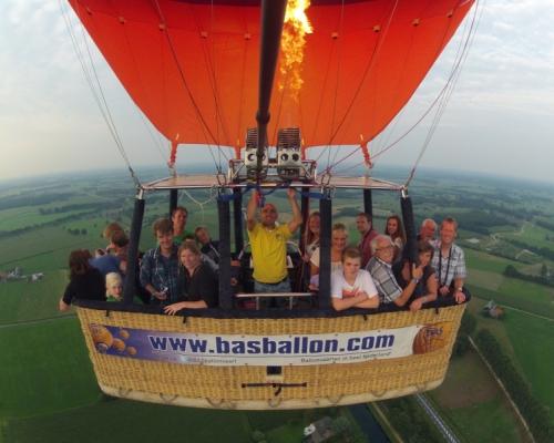 Ballonvaart Deventer