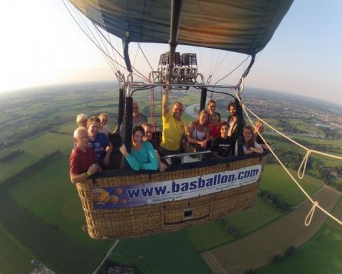 Ballonvaart Doesburg