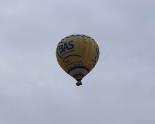 Ballonvaart Eindhoven