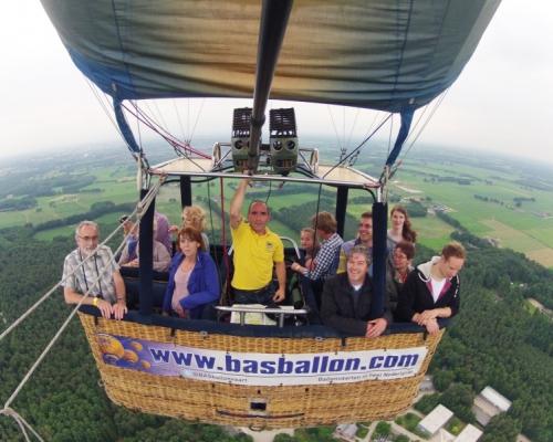 Ballonvaart Enter