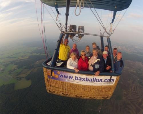 Ballonvaart Espelo