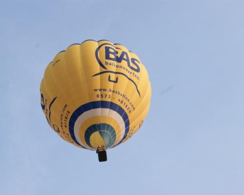 Ballonvaart Gassel