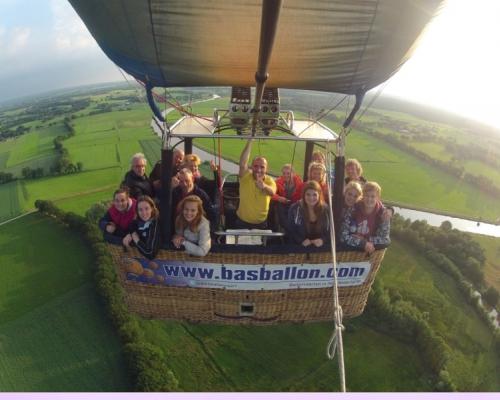 Ballonvaart Getelo