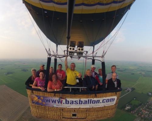 Ballonvaart Grijpskerk