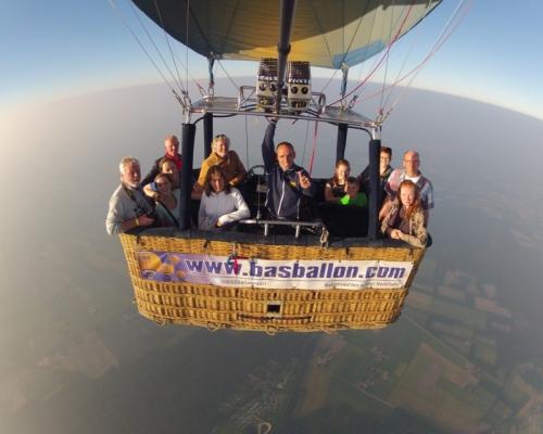 Ballonvaart Hardenberg