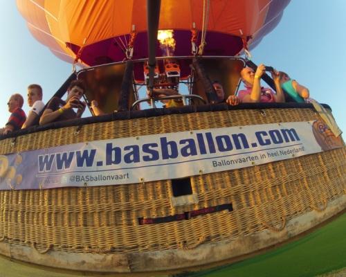 Ballonvaart Hasselt