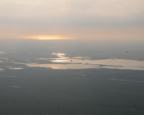 Ballonvaart Heerenveen