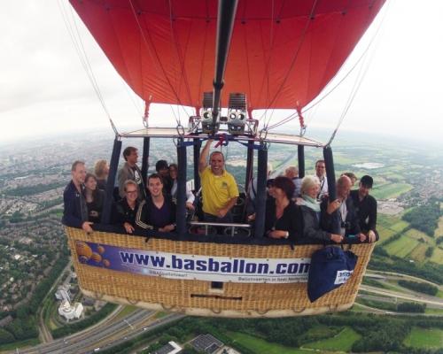 Ballonvaart Hoevelaken