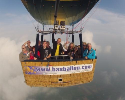 Ballonvaart Holten