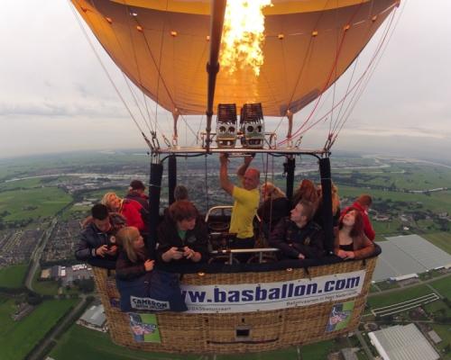 Ballonvaart IJsselmuiden
