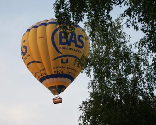 Ballonvaart Kootwijkerbroek