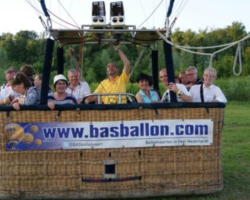 Ballonvaart Landgraaf