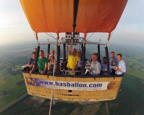 Ballonvaart Leaseplan