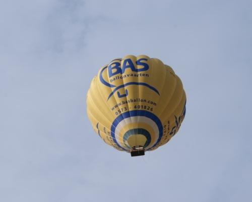 Ballonvaart Leger Museum