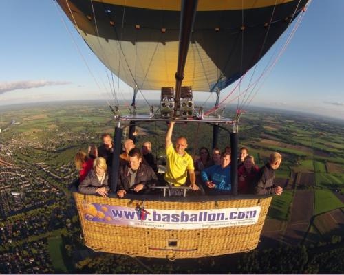 Ballonvaart Lievelde