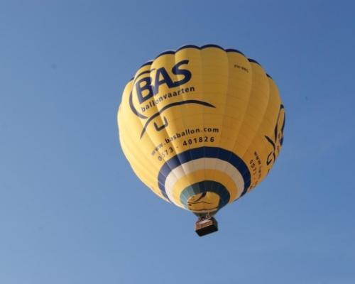 Ballonvaart Lith