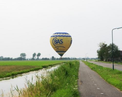 Ballonvaart Lopik