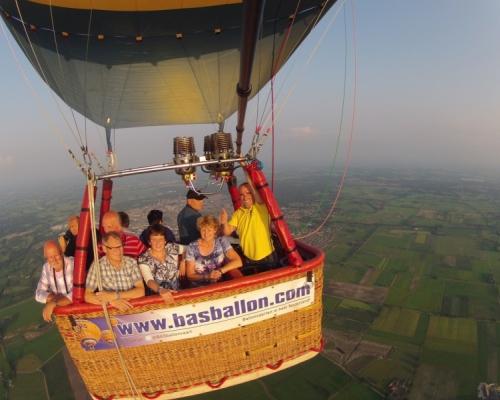 Ballonvaart Markelo